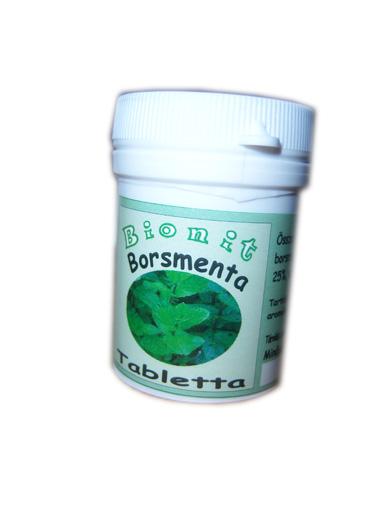 Bionit borsmenta tabletta