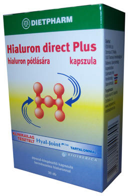 Dietpharm hialuron direct plusz kapszula