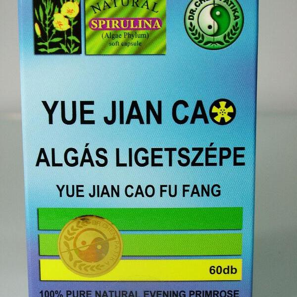 Dr.chen alga és ligetszépeolaj kapszula