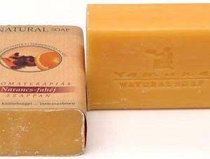 Natural szappan narancs-fahéj