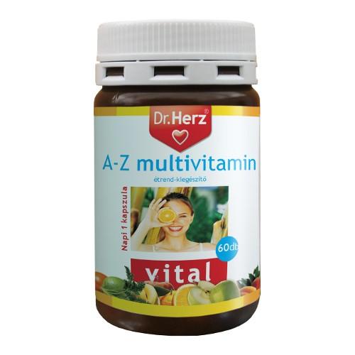 Dr. Herz a-z multivitamin kapszula