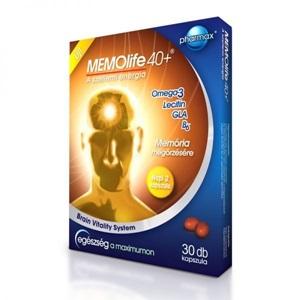 Memolife 40+ kapszula