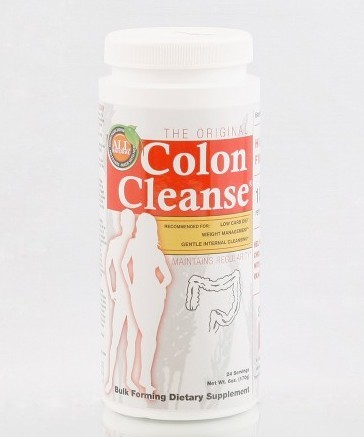 Colon cleanse por natúr